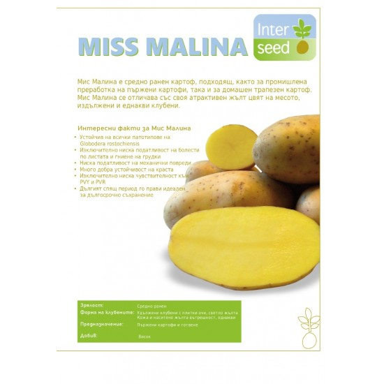 Мис Малина - Miss Malina